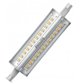 LÁMPARA LINEAL LED R7S DIM 117mm 220V 14W PHILIPS