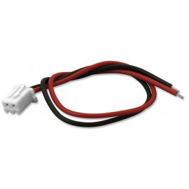 CONECTOR HEMBRA 2 PINES 2,5mm