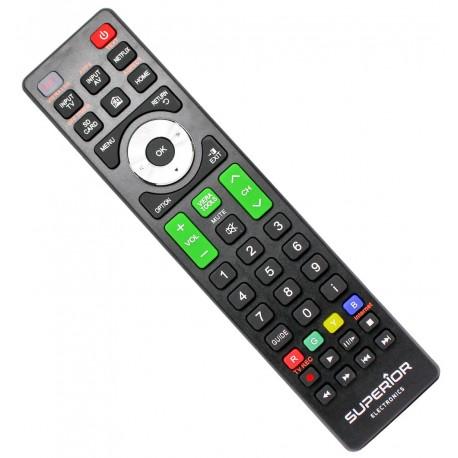 MANDO COMPATIBLE TELEVISORES PANASONIC SUPERIOR
