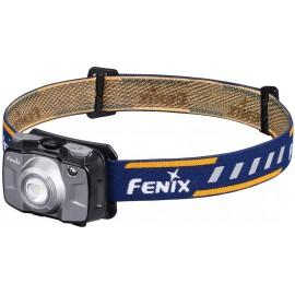 LINTERNA LED FRONTAL 400Lm USB GRIS FÉNIX