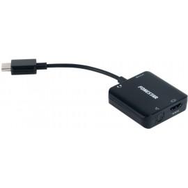 EXTRACTOR DE AUDIO DE HDMI FONESTAR
