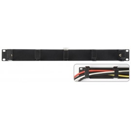PANEL PASACABLE 1U RACK 19' FONESTAR