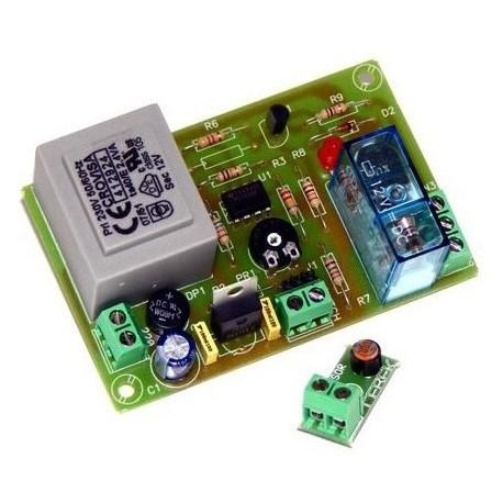 Detector de luz 230v cebek electronica bf sl - Detector de luz ...