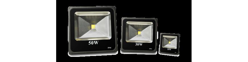 Focos led para exteriores electronica bf - Focos para exteriores ...